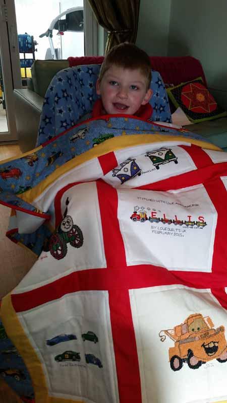 Photo of Ellis F's quilt
