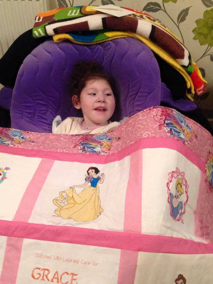 Photo of Grace H's quilt
