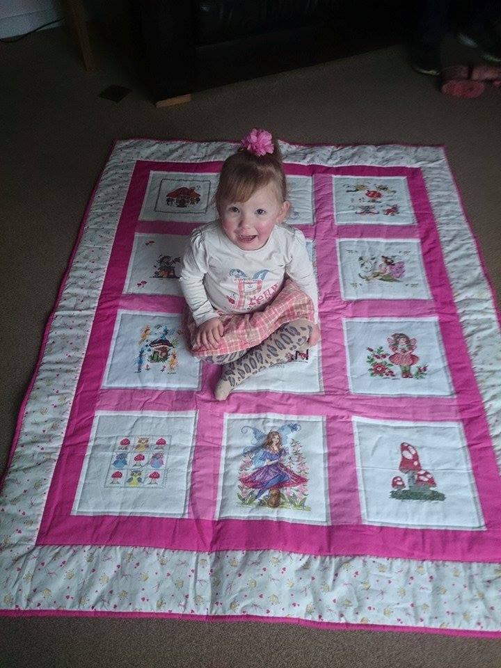 Photo of Ocean H's quilt