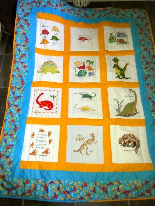 Photo of Bradley  H's quilt