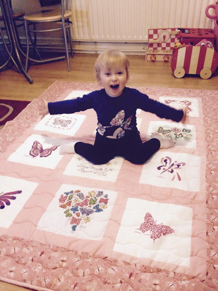 Photo of Elahna W's quilt
