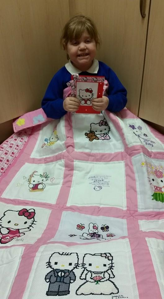 Photo of Chloe W's quilt