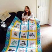 Photo of Danielle L's quilt