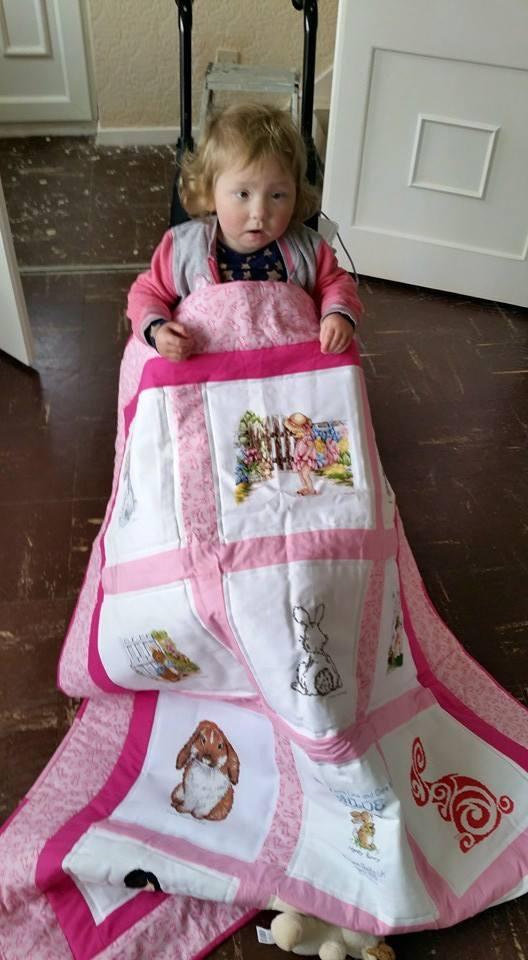 Photo of Chloe E's quilt