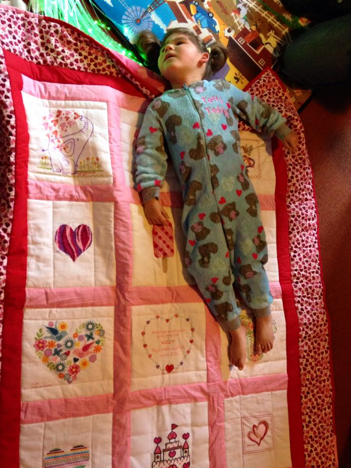 Photo of Holly C's quilt