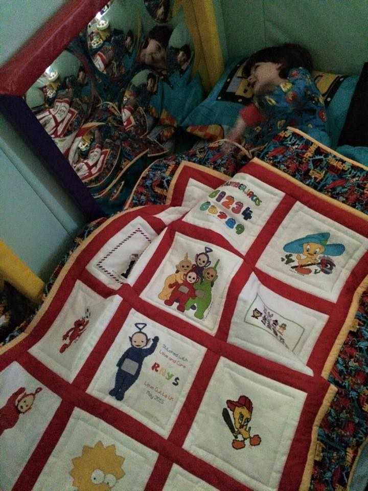Photo of Rhys M's quilt
