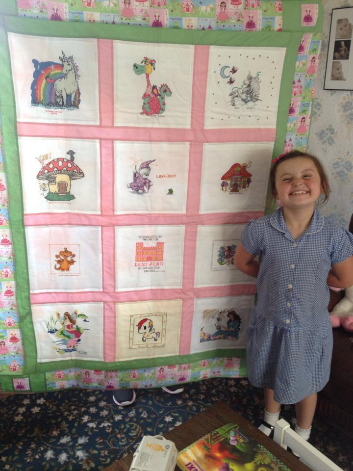 Photo of Lexi-Jean T's quilt