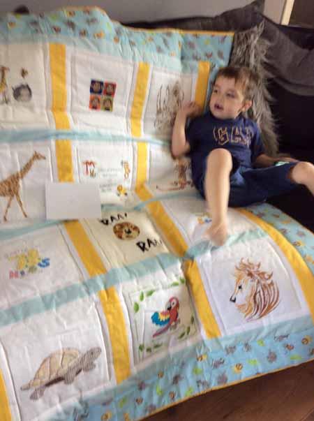 Photo of Leo W 2's quilt