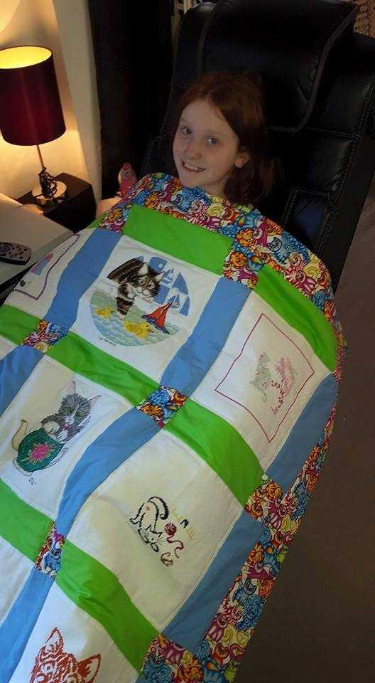 Photo of Bethany L's quilt