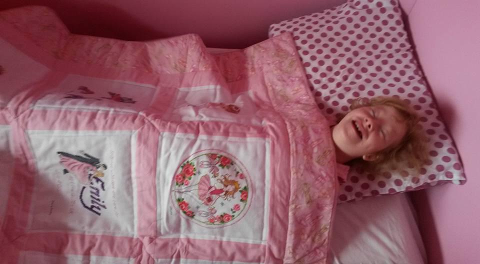 Photo of Emily U's quilt
