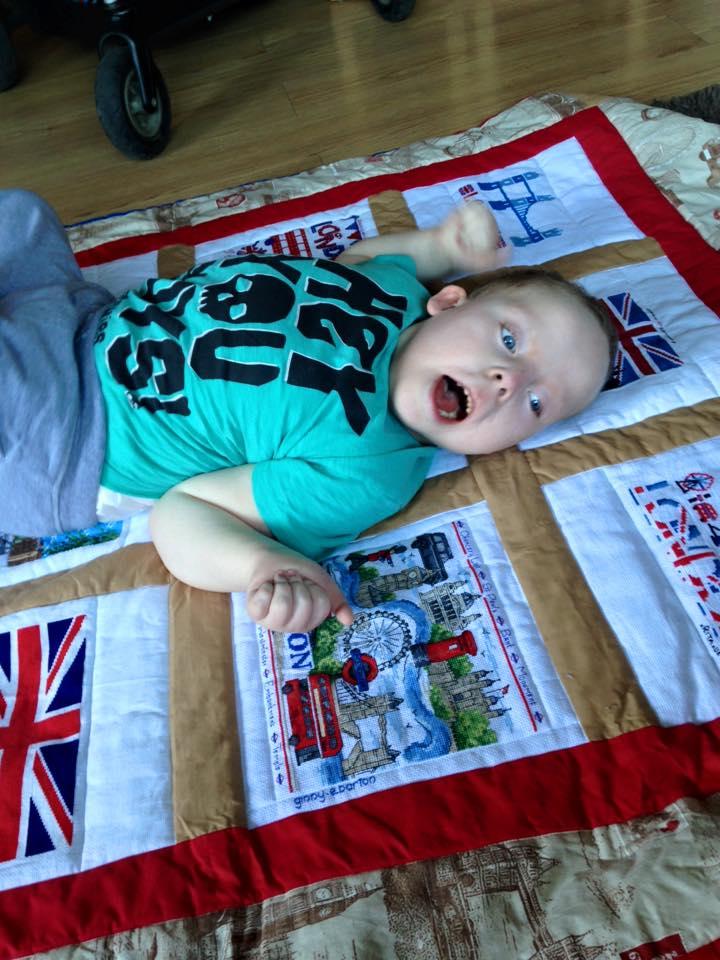 Photo of William W's quilt
