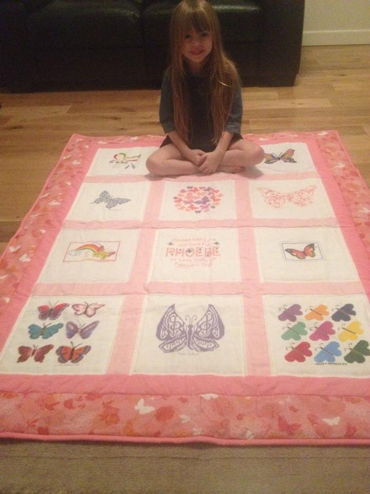 Photo of Phoebe F's quilt