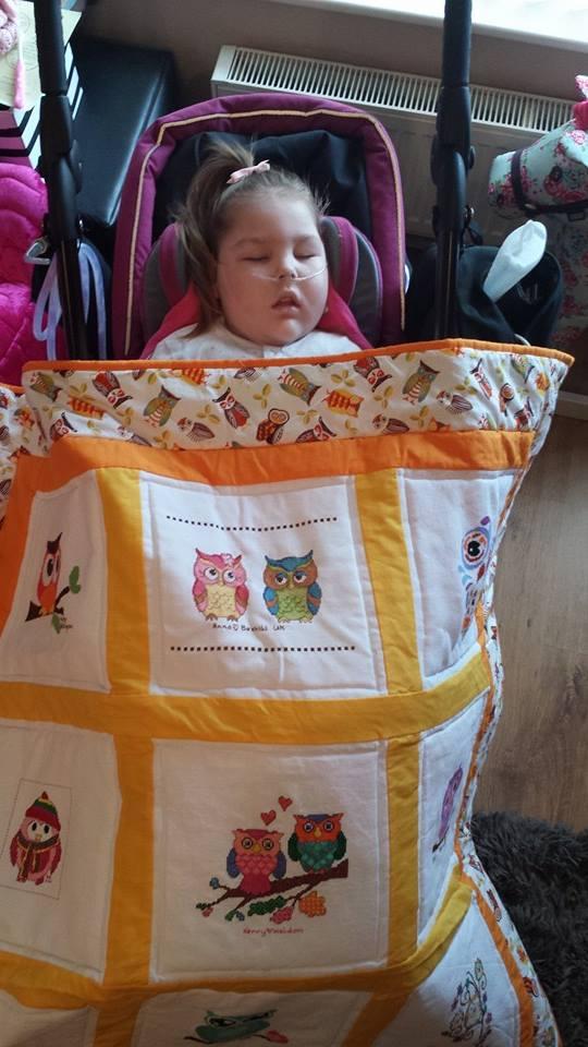 Photo of Ezmae's quilt