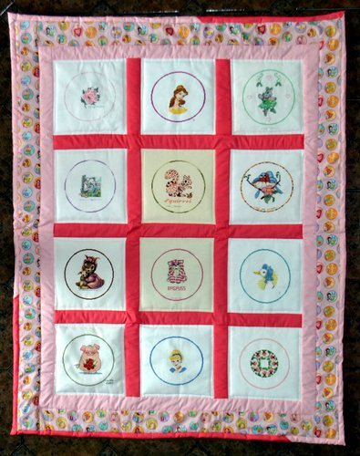 Photo of (QUILTED) Circles 4's quilt