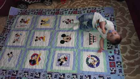 Photo of Bobby-Lee N's quilt