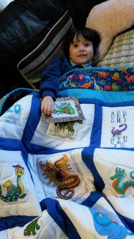 Photo of Leo M's quilt