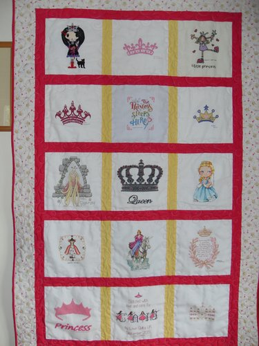 Photo of Cait D's quilt