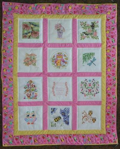 Photo of Matilda L's quilt