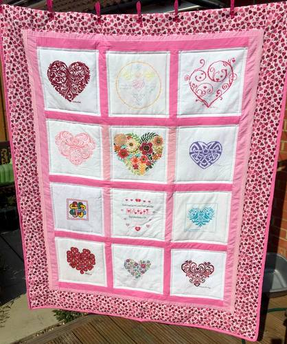 Photo of Maisie S's quilt