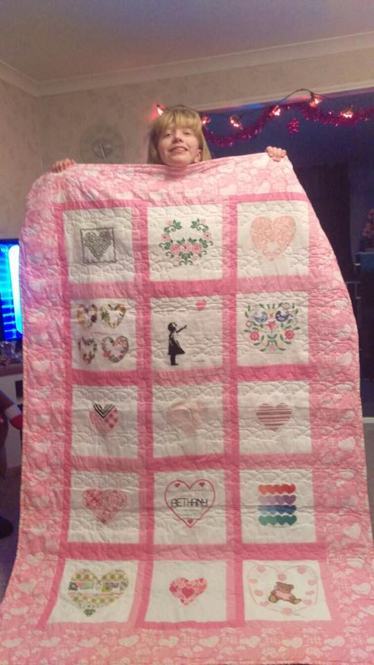 Photo of Bethany C's quilt