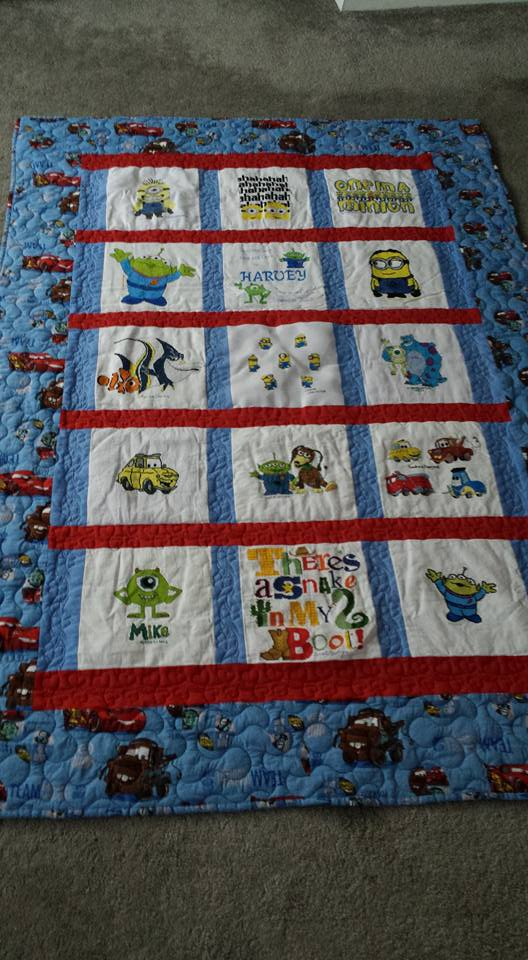 Photo of Harvey T 1's quilt