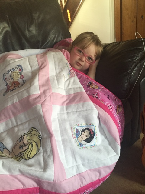 Photo of Isla J (Emergency Quilt)'s quilt