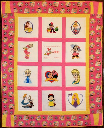 Photo of Abbie S's quilt