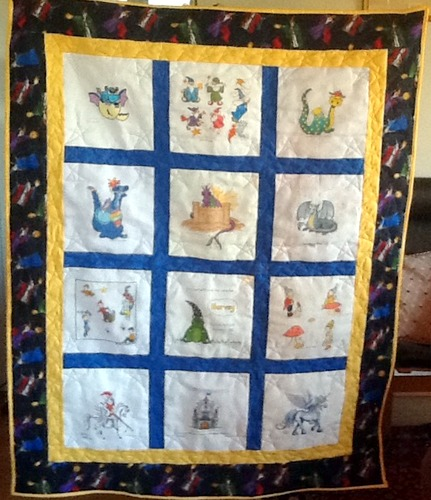 Photo of Harvey T 2's quilt