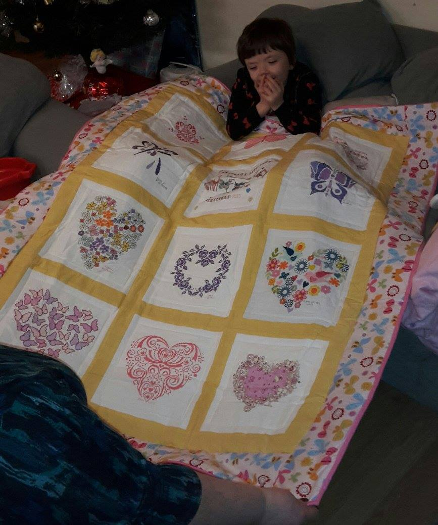 Photo of Megan L's quilt