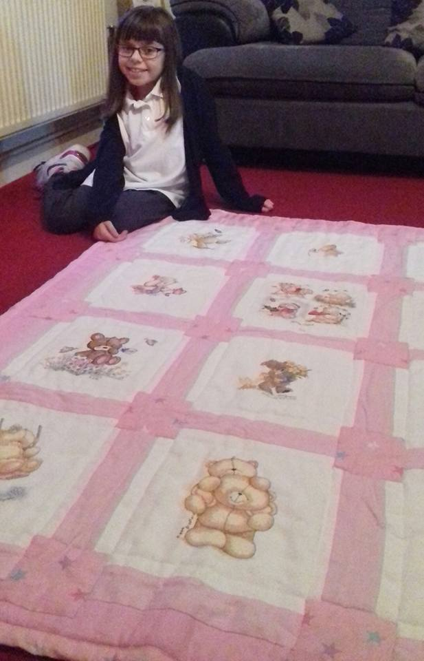 Photo of Ellisha H's quilt