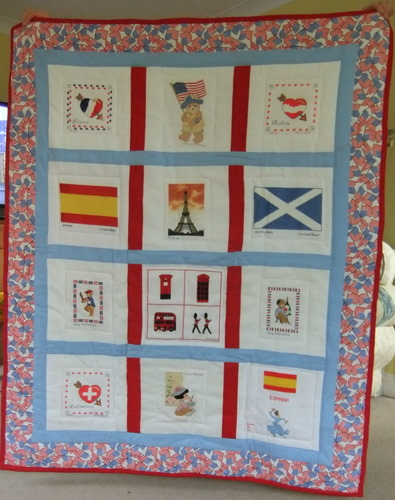 Photo of Oliver R's quilt