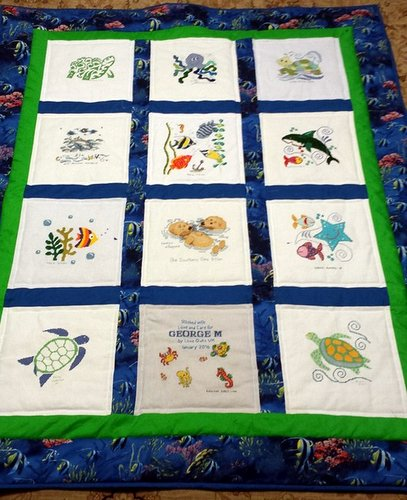 Photo of George M's quilt