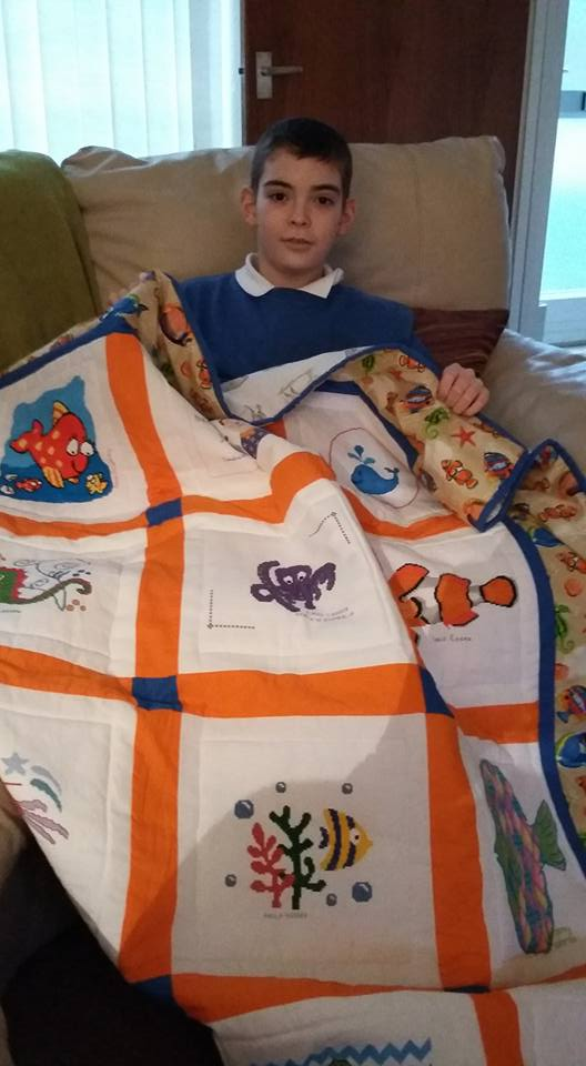 Photo of Wesley R's quilt