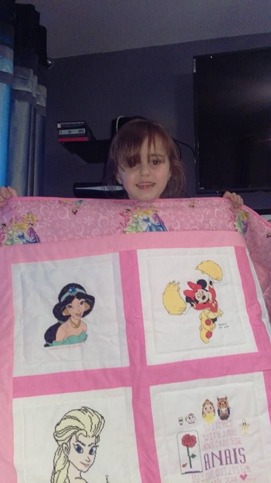 Photo of Anais S's quilt