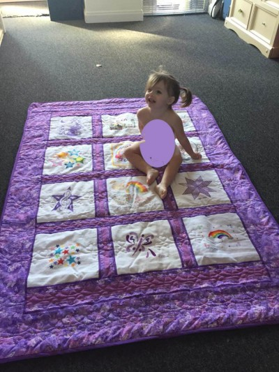 Photo of Eva R's quilt