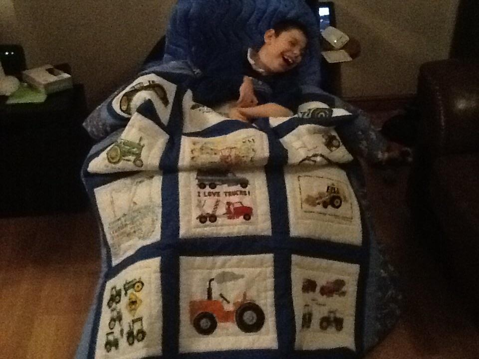 Photo of Noah G's quilt