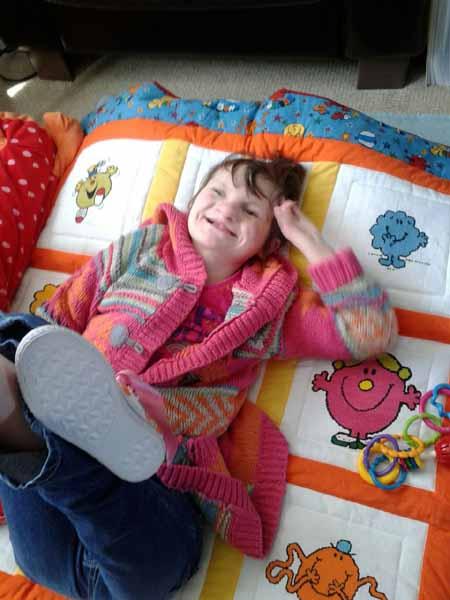 Photo of Lauren B's quilt