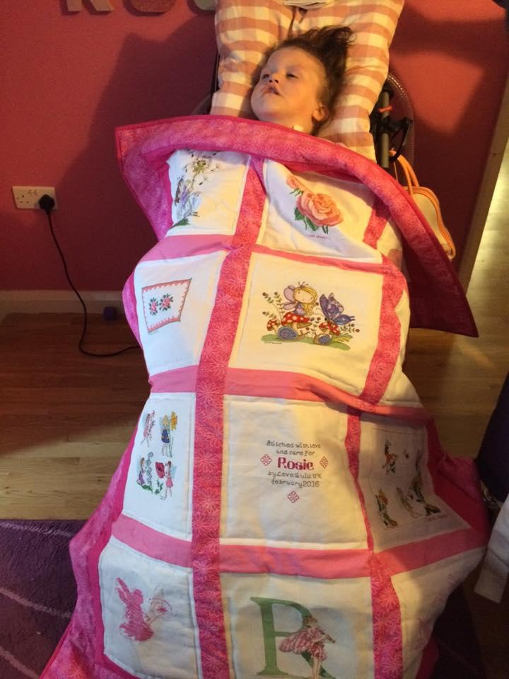 Photo of Rosie W's quilt