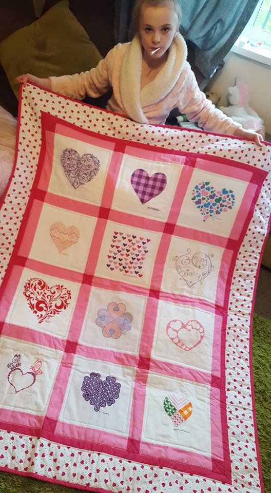 Photo of Freya F's quilt