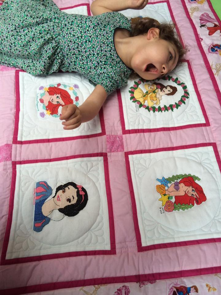 Photo of Amber R's quilt
