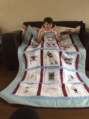 Photo of Daniel W's quilt