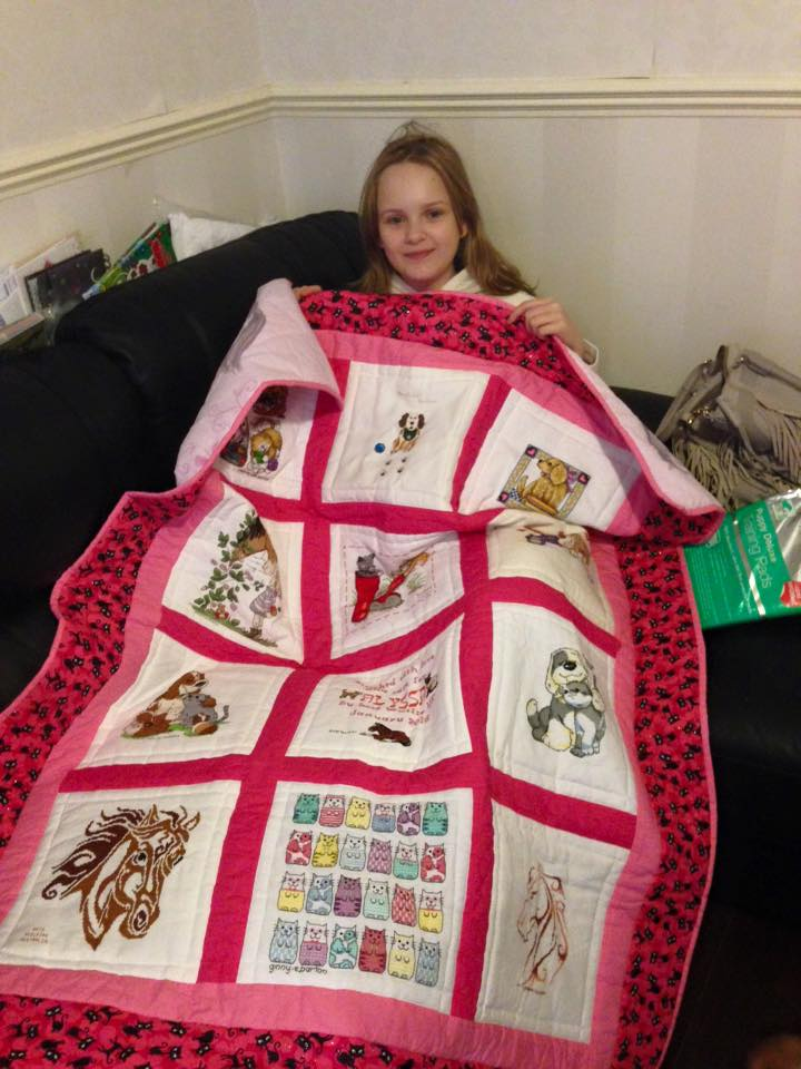 Photo of Alyssa P's quilt