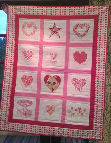 Photo of Elizabeth F's quilt