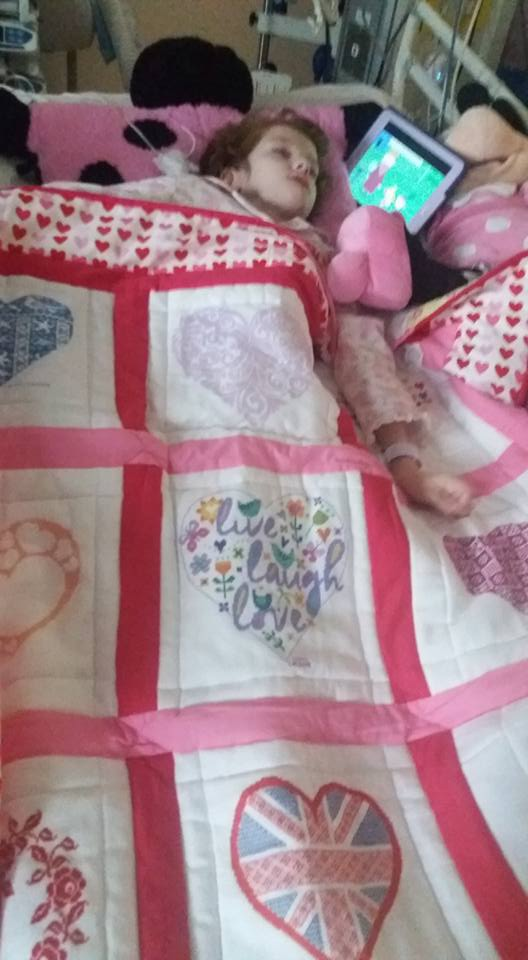Photo of Ellie N's quilt