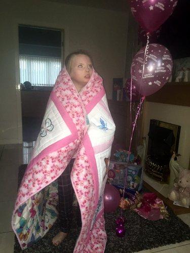 Photo of Jessica E's quilt