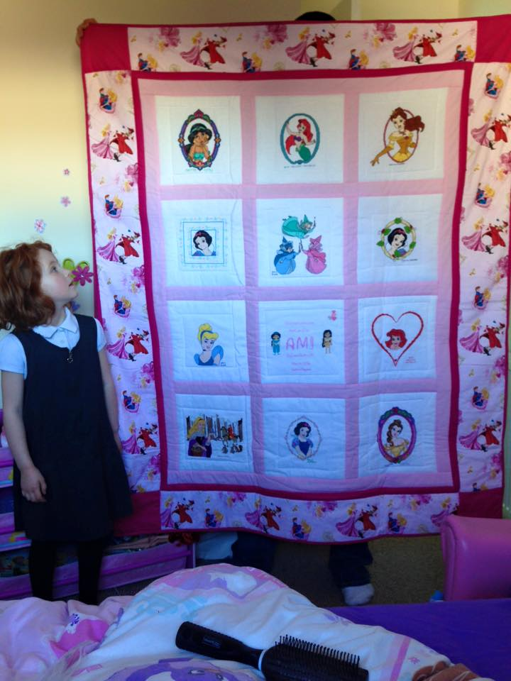 Photo of Ami H's quilt