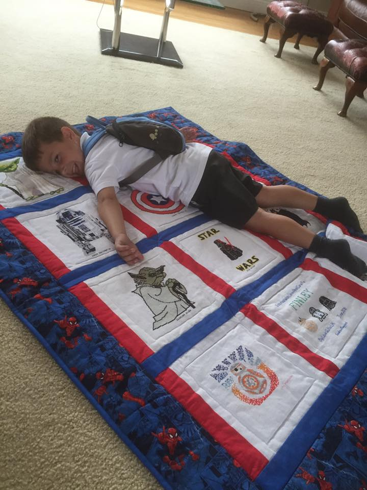 Photo of Finley R's quilt