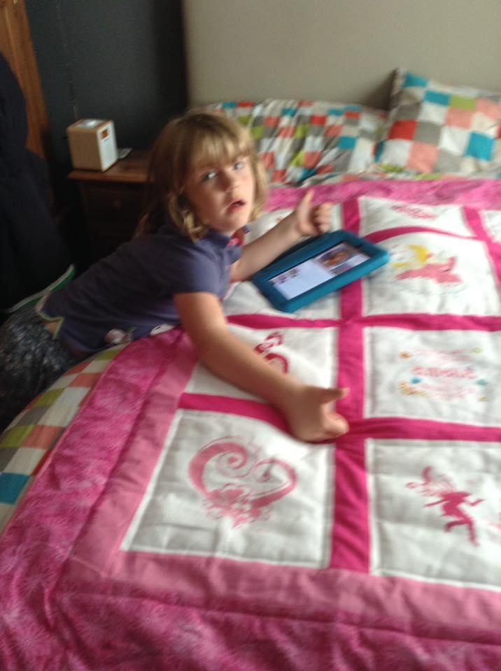 Photo of Amelia B's quilt