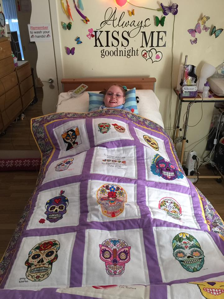 Photo of Jodie K's quilt