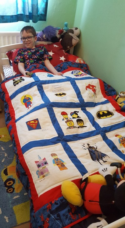 Photo of Michael L's quilt